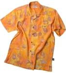 MadGringo.com Mango Madness Hawaiian Shirt