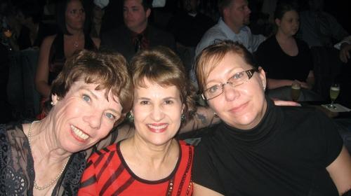 3 of the 4 Turtle Creek Hosts/Directors