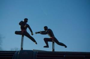 Fee Ninjas on a DashBoard