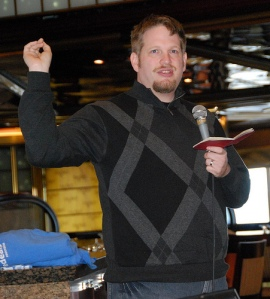 Chris Brogan Questioning the Social Fresh Cruisers