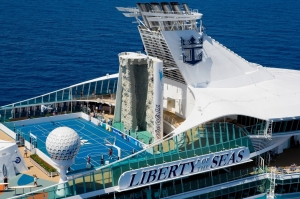Liberty of the Seas, Sports Deck