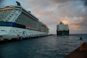Christmas on Celebrity Cruise Line