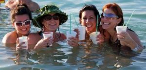 #SoCruise Beach Party
